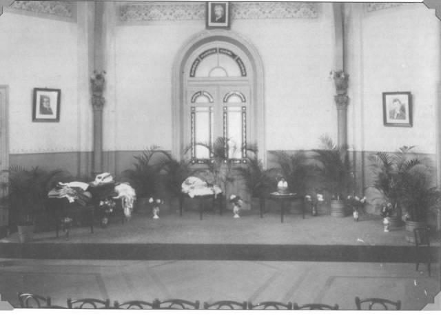 4- exposição de trab. man. no antigo auditorio