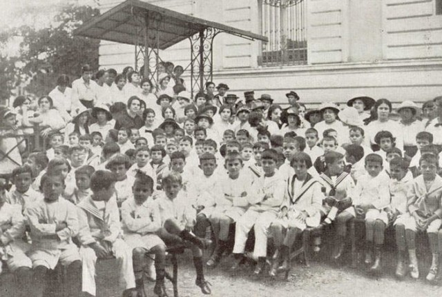 1915 Blog do Iba Mendes - Fotos de escolas antigas - VIX-3