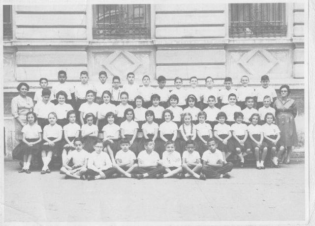 1960 3o.primário-1960 Mariana