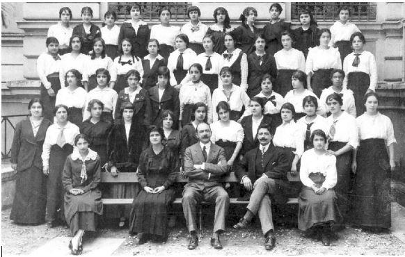 1915 Normalistas 1915